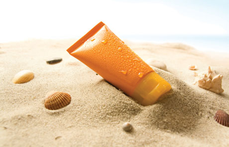 The most unsafe sunscreens for kids
