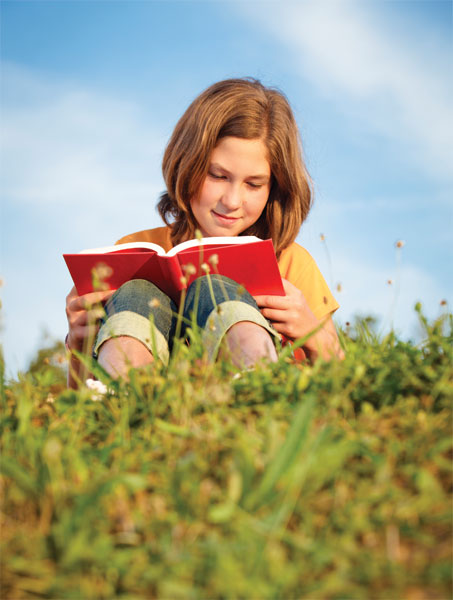 avoiding the summer reading slump  getting kids interested