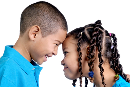 Are siblings important for childhood happiness?