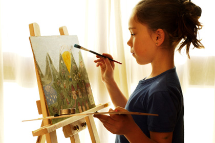 The benefits of art therapy for kids
