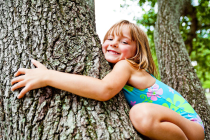 Green living tips for kids and families