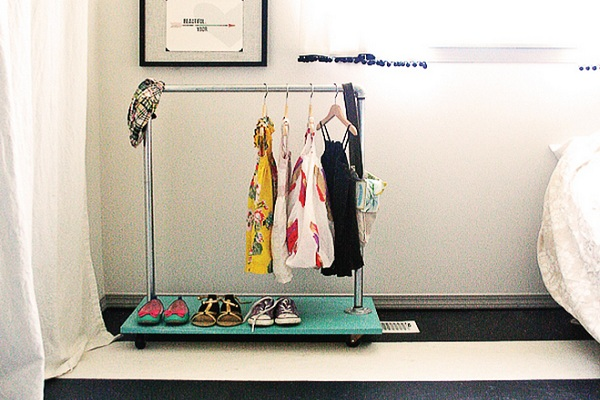 How to organize toys crafts and more 10 creative storage - Diy clothes storage ideas ...