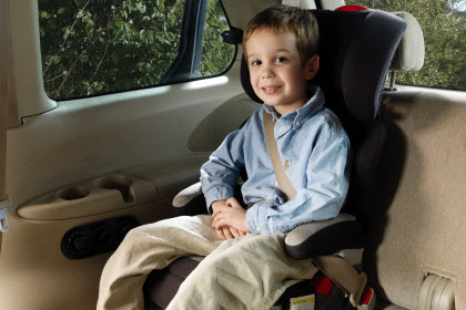 Booster Seats and Carpools