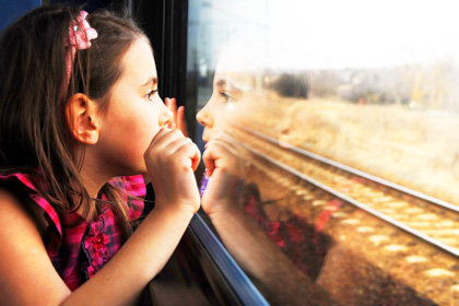 Northwest train vacations for families