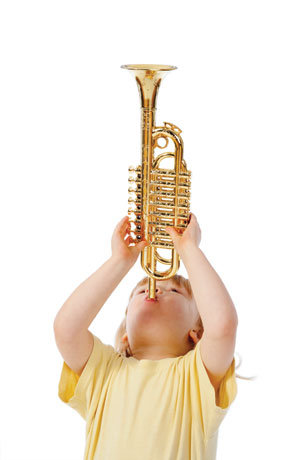 how old are kids when they play an instrument