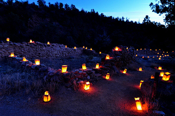 Mexican Lanterns world christmas traditions global holiday culture