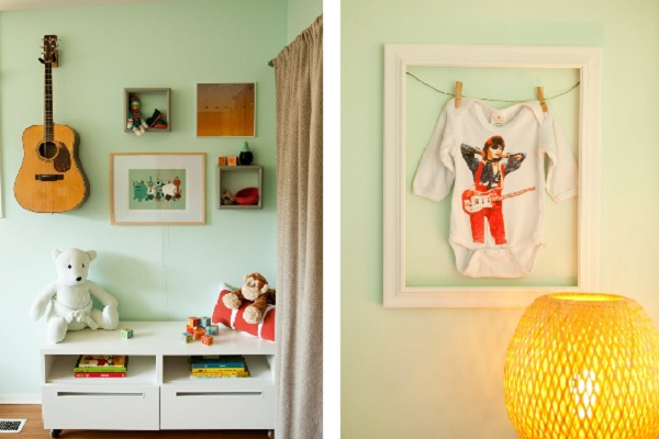 Nursery Inspiration: 10 Fresh Ideas For Baby