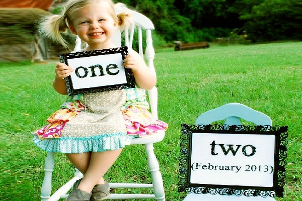 18 Ideas for Creative Baby Announcements – New Baby Announcement Ideas