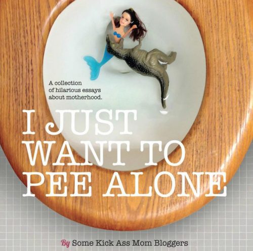 """I Just Want to Pee Alone"" book cover"