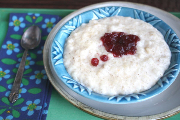 Norwegian Rice Pudding Christmas Cultural Traditions