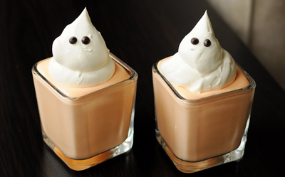 Halloween boo cups by Meet the Dubiens