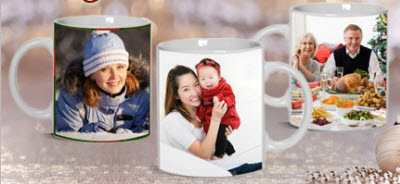 Photo mugs from Costco
