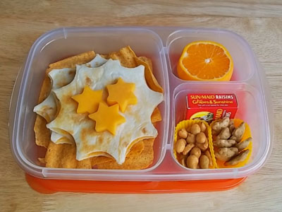 """You are my sunshine"" bento box lunch by Bent On Better Lunches"