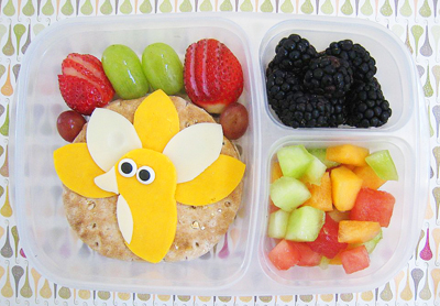 Thanksgiving turkey bento box by Bento Lunch