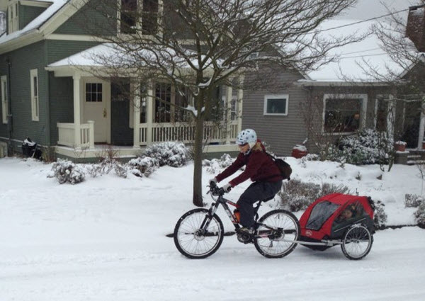 Babes on Bikes: A Bike for All Seasons