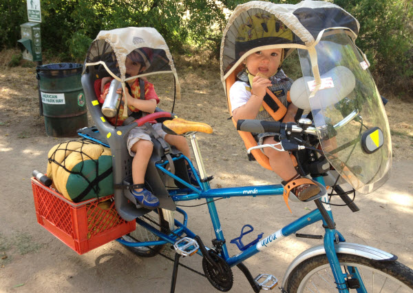 Babes on Bikes: Gearing Up