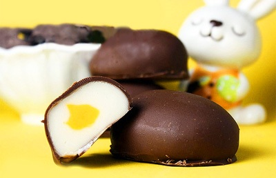 Easter homemade Cadbury eggs by Confessions of a Cookbook Queen
