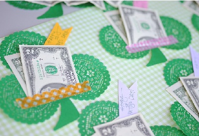 St. Patrick's Day DIY Craft from Katherine Marie Photography
