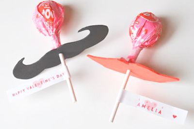 20 Homemade Valentine Ideas for Kids – Easy Handmade Valentine Cards