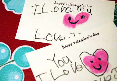 20 Homemade Valentine Ideas for Kids – Valentines Cards from Kids