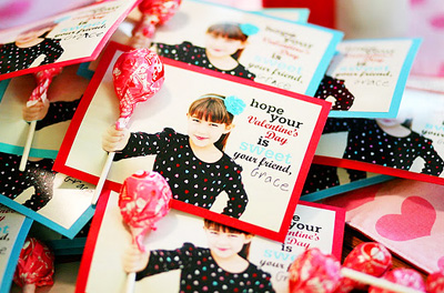 Easy Homemade Valentines Day Cards – Kids Valentines Card Ideas