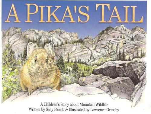 A Pika's Tail by Sally Plumb