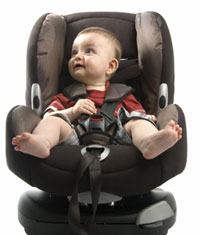 Choosing a car seat for your infant