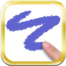 Doodle Buddy Art App for Kids iPhone or iPad