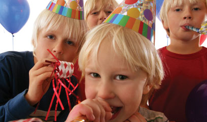 Inexpensive birthday party ideas for kids