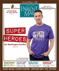 April 2011 ParentMap Issue