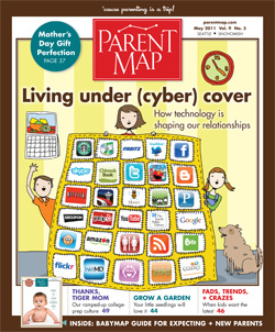May 2011 ParentMap Issue