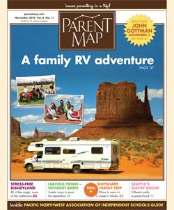 November 2010 ParentMap Issue