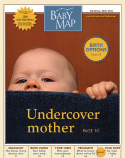 BabyMap Cover Fall 2009