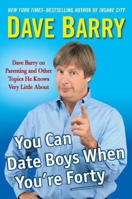 Dave Barry Parenting book