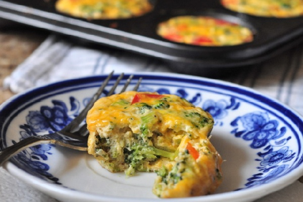 Crustless quiches