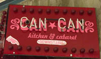 The Can Can Cabaret