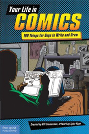"""Your Life in Comics"" by Bill Zimmerman"
