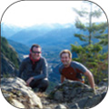 Hiking with My Brother iPhone app