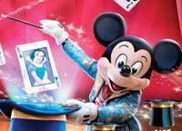 'Mickey's Magic Show'