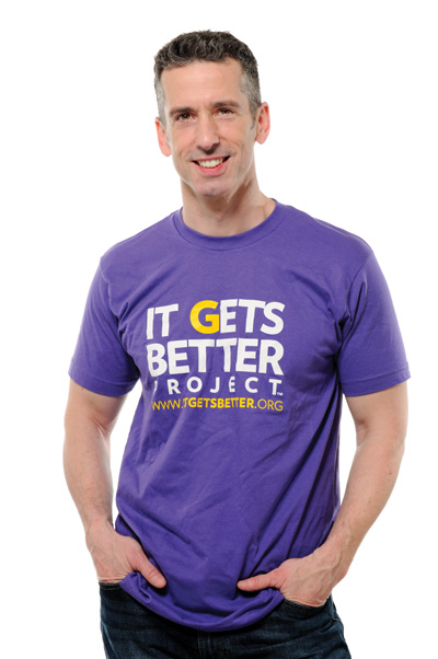Dan Savage and the It Gets Better Project