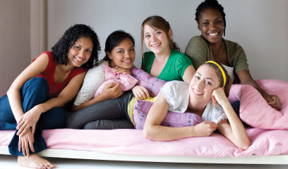 How to make your home teen-friendly