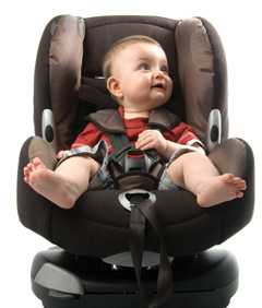 New car seat standards