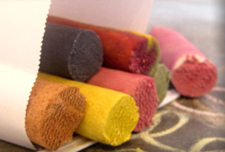 Edible sidewalk chalk by Wee Can Too on Etsy