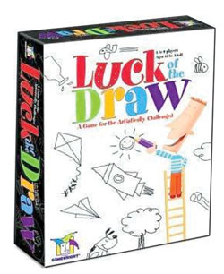 Luck of the Draw by Gamewright