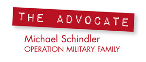 Michael Schindler, Operation Military Family