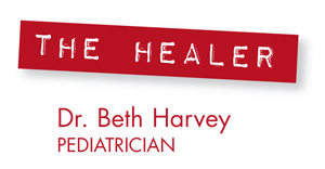 Dr. Beth Harvey, pediatrician