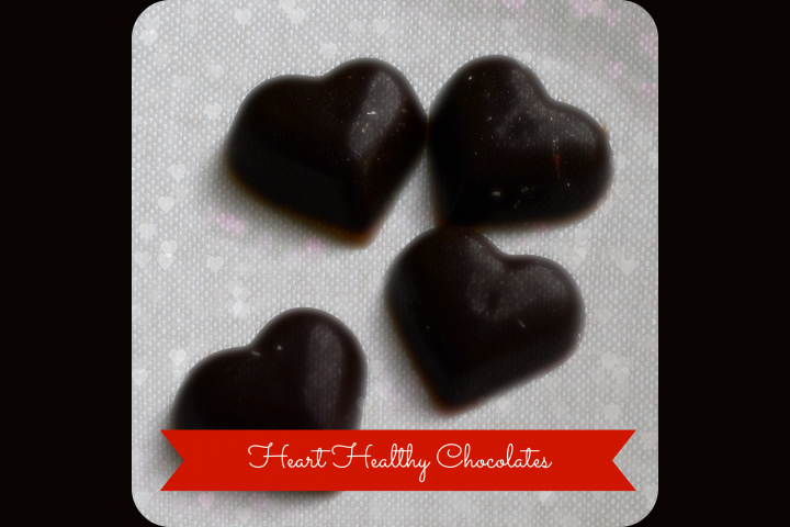 Heart Healthy Chocolates aphrodisiac foods for valentine's day