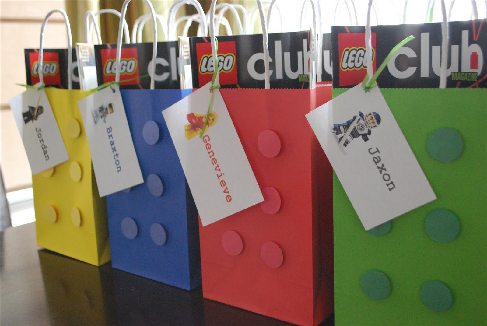 Go LEGO Great Ideas For A Themed Birthday Party