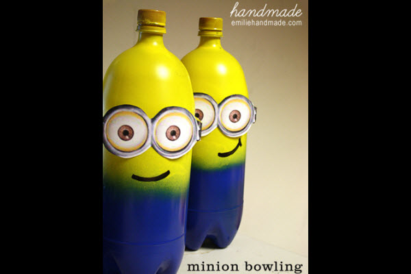 Birthday Party Ideas Despicable Me Minion Activities