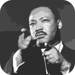 Martin Luther King Jr. Speech App icon